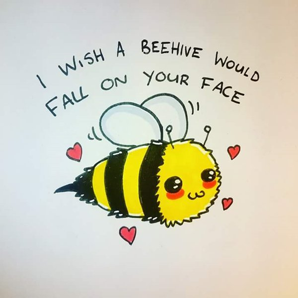 offensive-greetings-cards-beehive-face