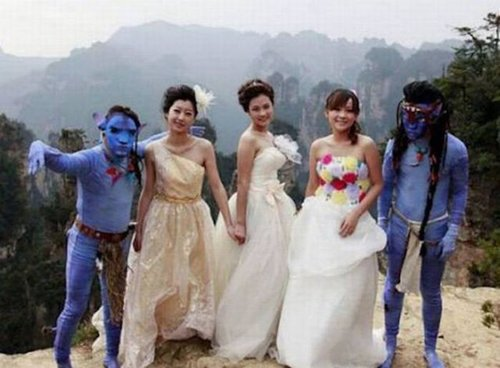 only-in-asia-avatar-wedding