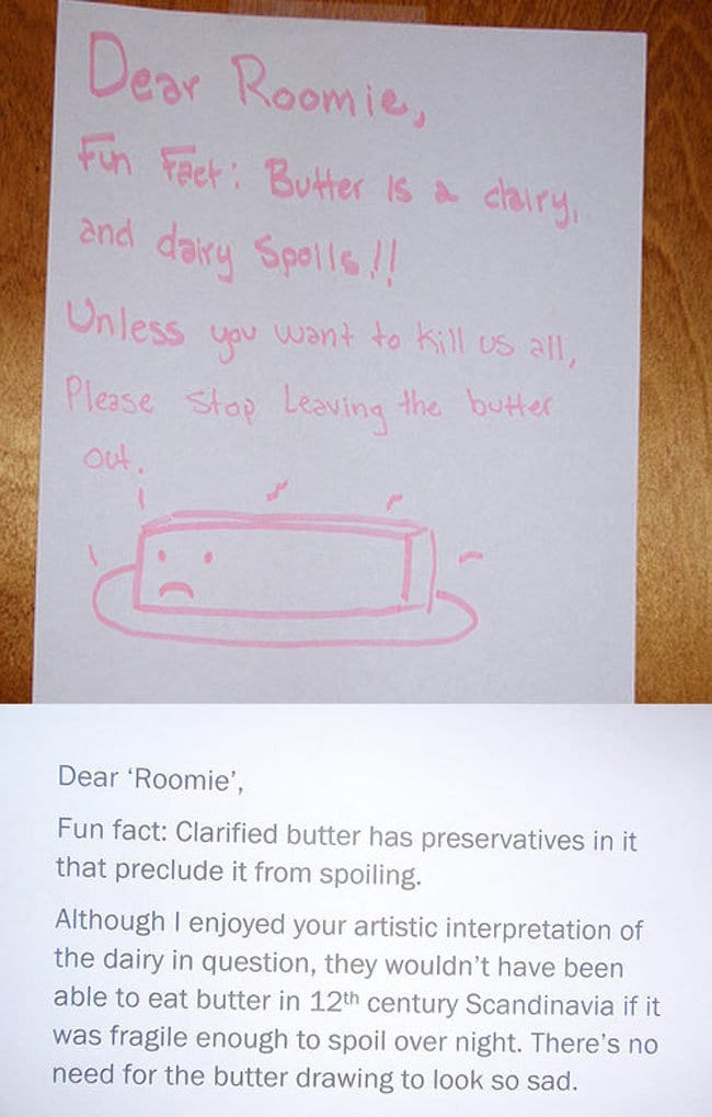 40 Times People Were Masters Of Passive Aggressive Behavior