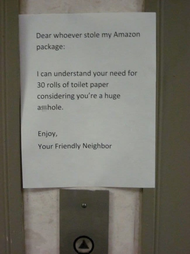 passive-agressive-package