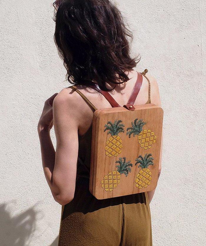 pineappple-being-worn