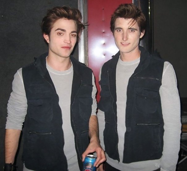 Famous Actors And Actresses Along Side Their Body Doubles