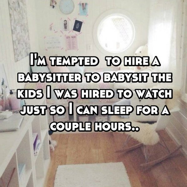 stories-from-babysitters-tempted-to-sleep