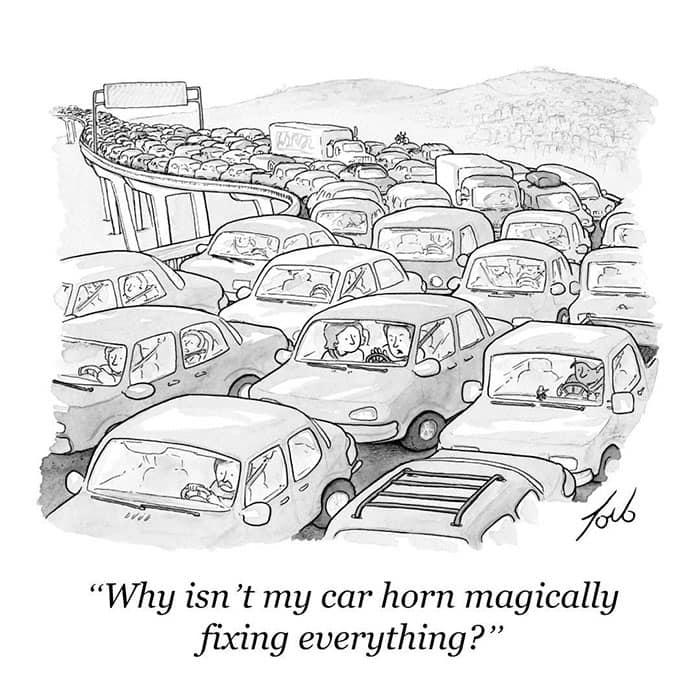 the-new-yorker-cartoons-car-horn