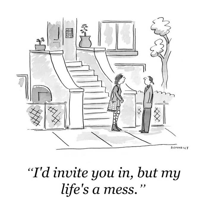 the-new-yorker-cartoons-life-mess