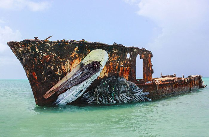 trash-animal-sculpture-artur-bordalo-ship-pelican
