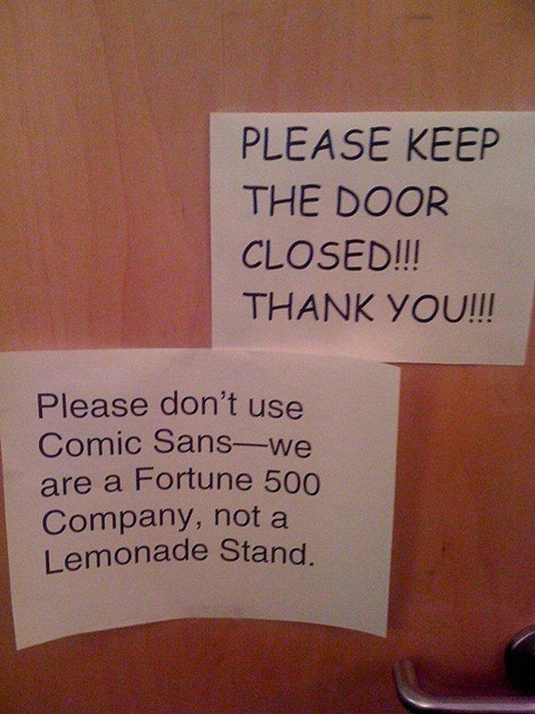 trolling-comic-sans