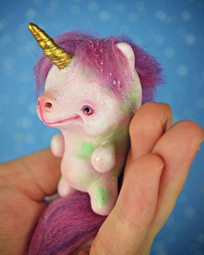unicorn-creature
