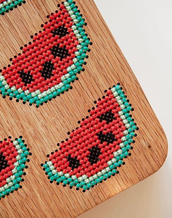 watermelon-stitching