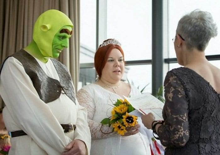 Shrek Getting Out Of Bed