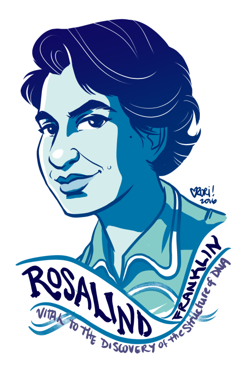 women-from-history-rosalind-franklin-scientist-dna