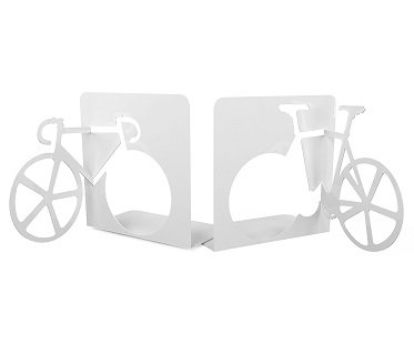 bike-bookends-shelf