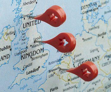 map-marker-push-pins