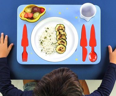 space-dinner-set