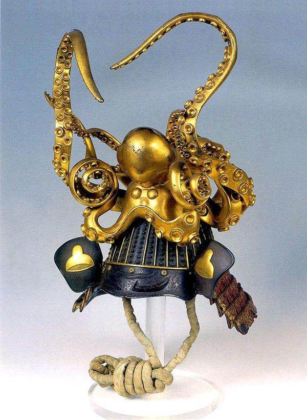 artifacts-samurai-helmet-18th-c-japan