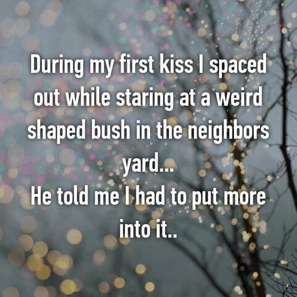 First hookup story