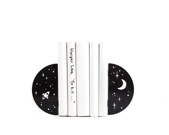 beautiful-bookends-rocket-stars