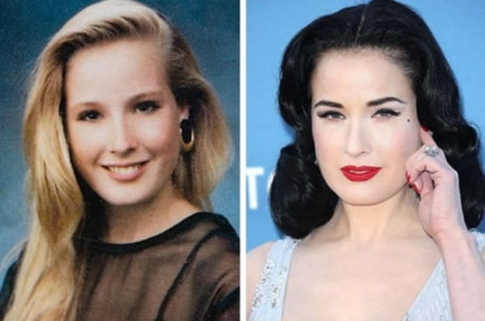 celebs-before-after-stylists-dita-von-teese