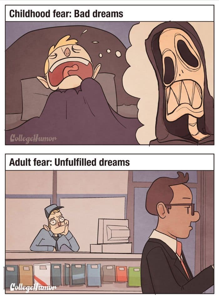 childhood-fears-vs-adult-fears-dreams-bad-unfulfilled
