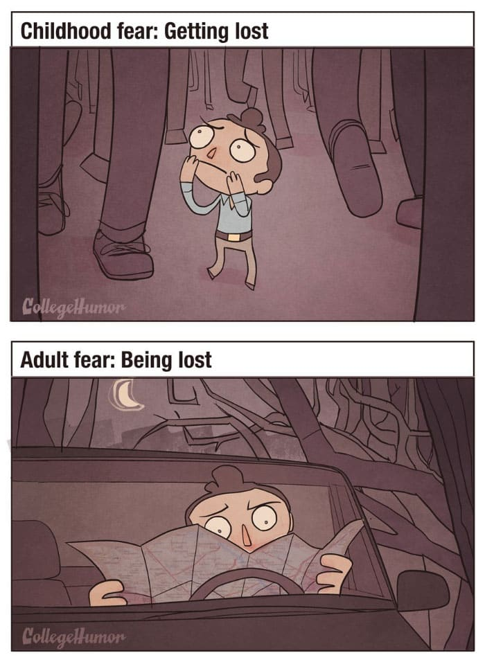 childhood-fears-vs-adult-fears-getting-lost