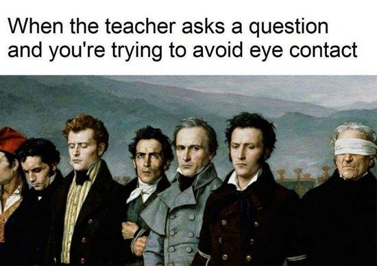 classical-art-memes-avoid-eye-contact