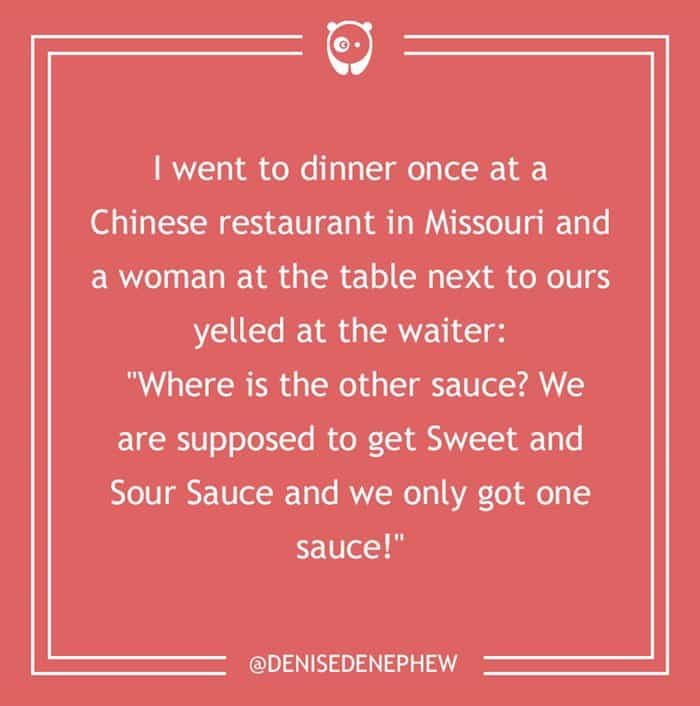 dumb-customer-questions-two-sauces-sweet-and-sour