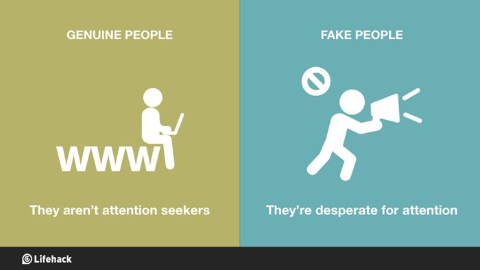 fake-vs-genuine-people-attention-seeker