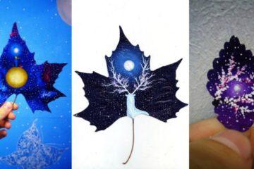 fallen-leaf-art