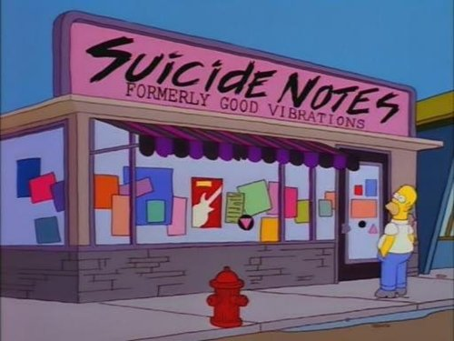 funny-simpsons-signs-suicide-notes