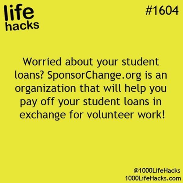 hacks-student-loan-volunteer