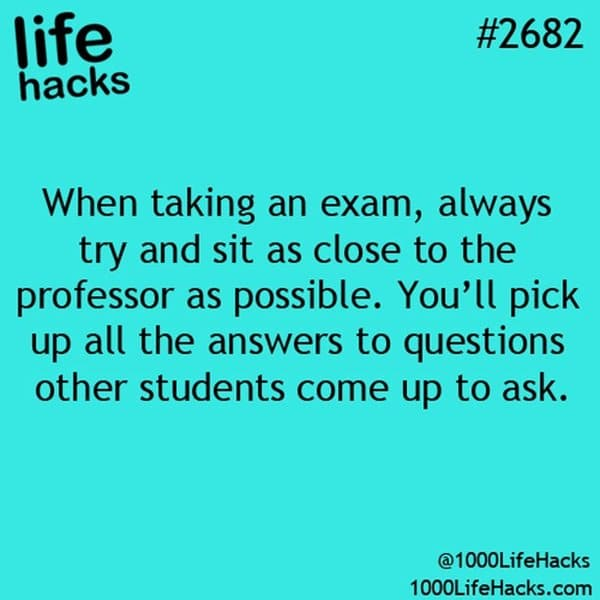 hacks-taking-exams
