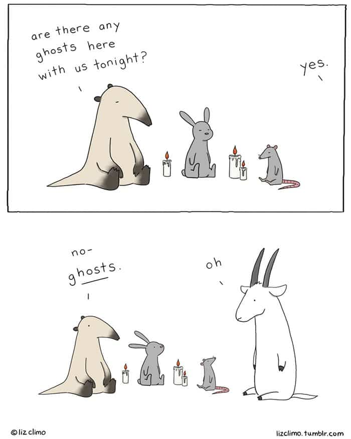 halloween-animal-comics-liz-climo-ghosts-not-goats