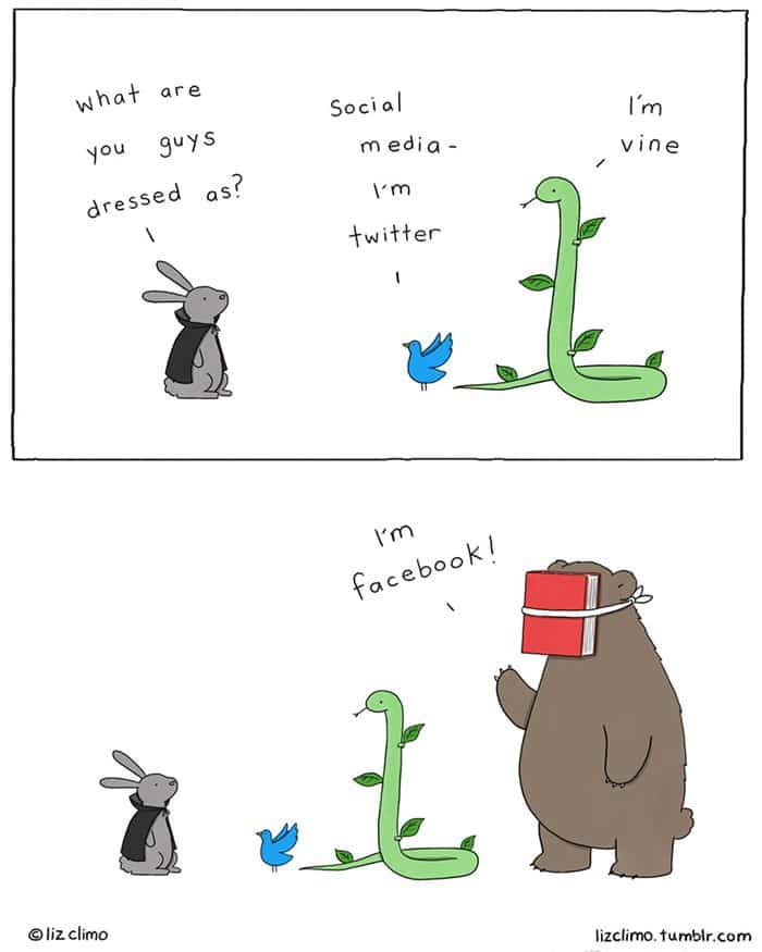 halloween-animal-comics-liz-climo-social-media