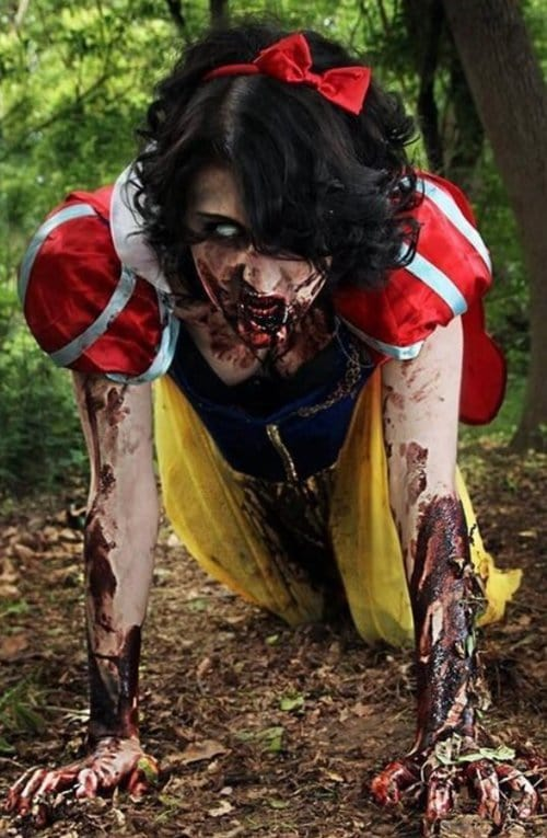 halloween-costumes-zombie-snow-white