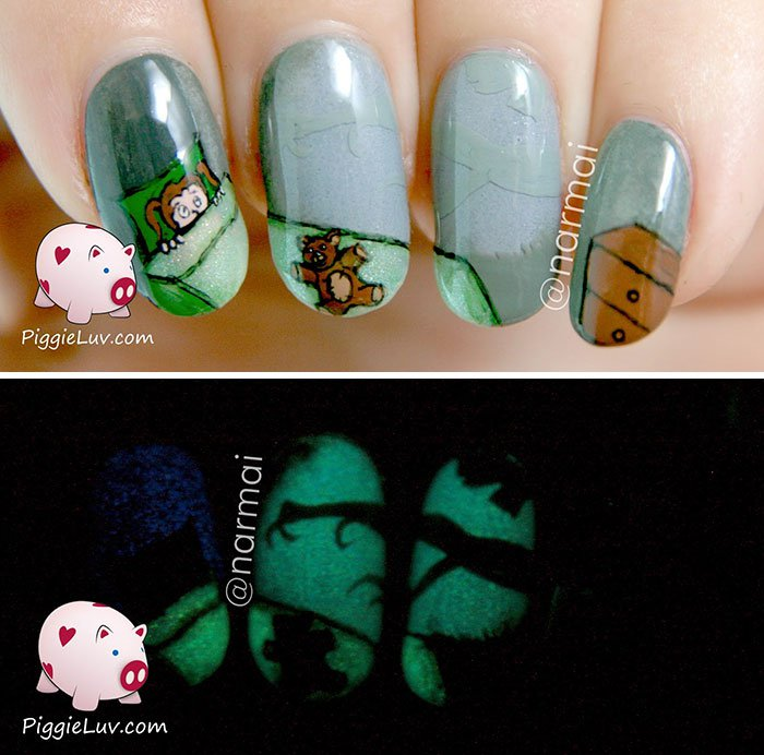 halloween-creepy-nail-art-nightmare