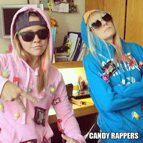 halloween-puns-candy-rappers