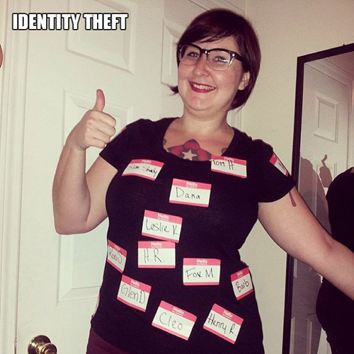11 Pun Filled Halloween Costumes That Will Make You Laugh