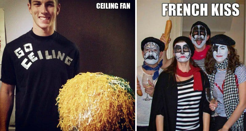 11 Pun-Filled Halloween Costumes That Will Make You Laugh