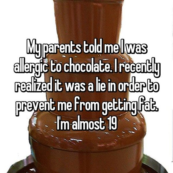 lies-parents-told-kids-allergic-to-chocolate