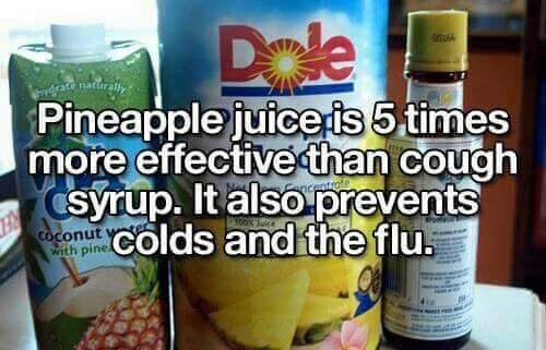 life-hacks-pineapple-juice-cough-syrup