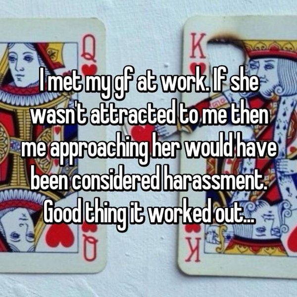 met-partner-at-work-could-have-been-harassment