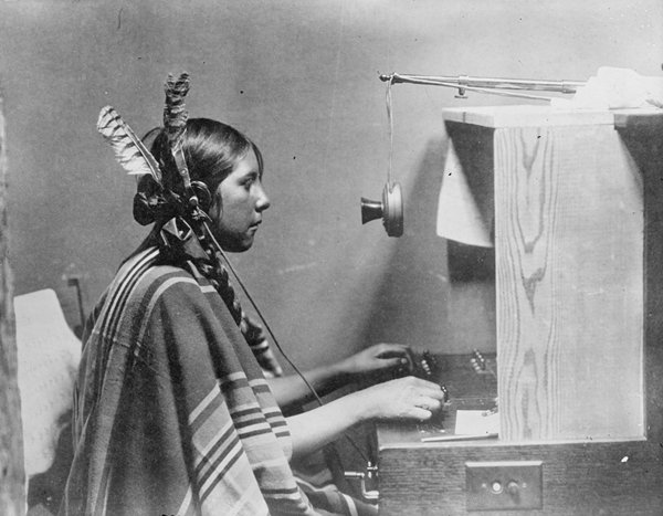 old-photos-helen-native-american-telephone-operator-montana