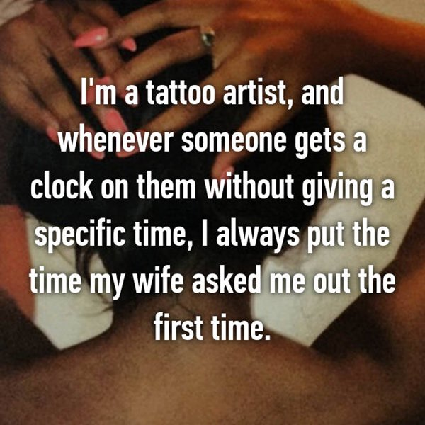 romantic-gestures-tattoo-artist-clock