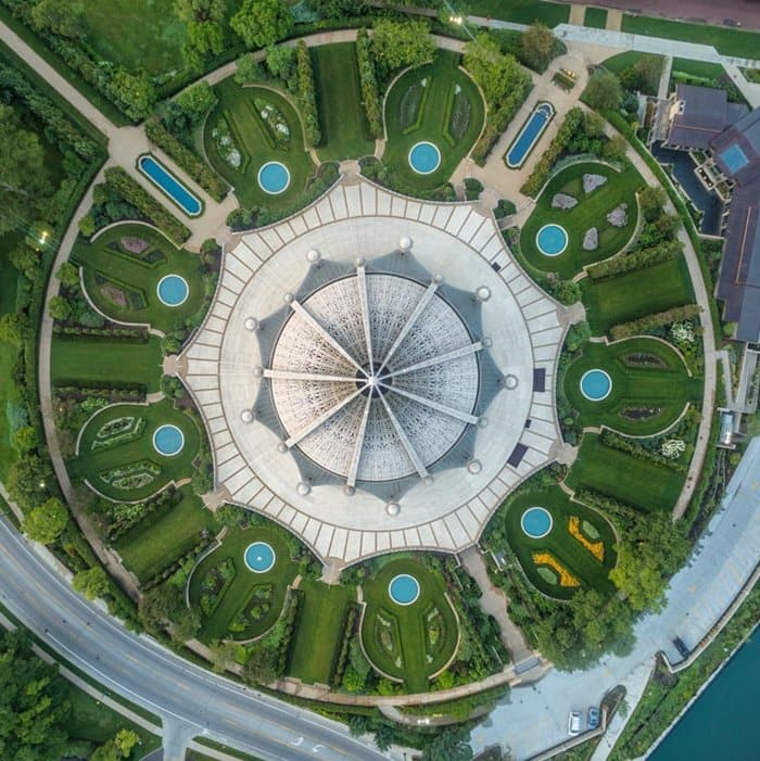 satellite-photos-bahai-house-of-worship-wilmette-illinois