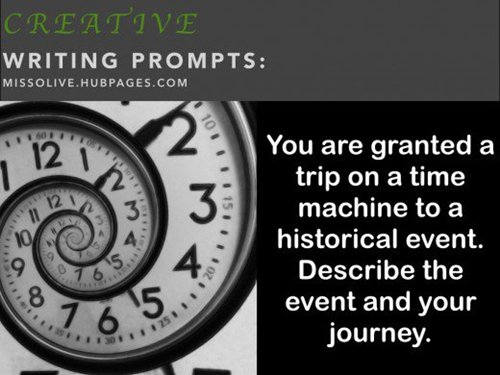 writing-prompts-time-machine-good-practice