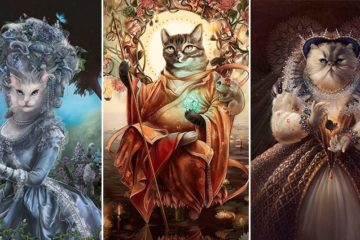 cats-portraits-historical-figures
