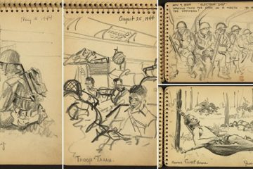sketches-soldier-insight-wwii