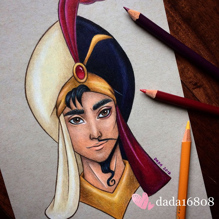aladdin-vs-jafar-drawing