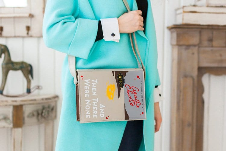 and-then-there-were-none-book-themed-bag
