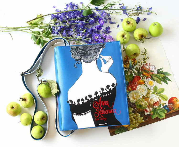 anna-karanena-book-themed-bag